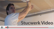 Stucadoor Danny de Ruig Stucwerk Video
